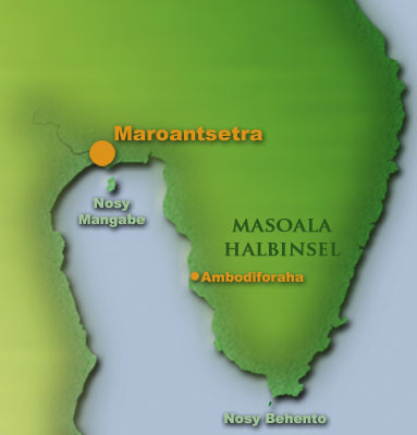 Madagaskar Karte Nationalparks.Madagascar And Masoala